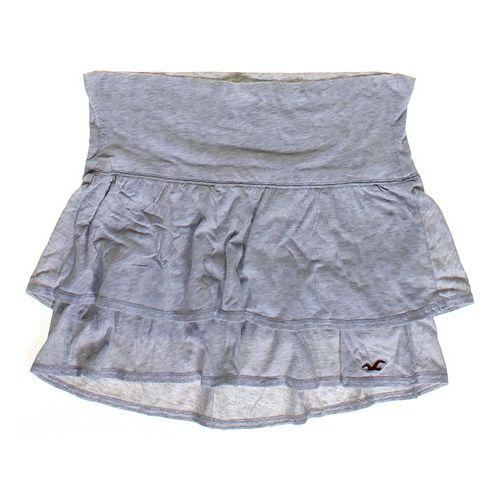 Hollister Ruffled Skirt in size JR 3 at up to 95% Off - Swap.com
