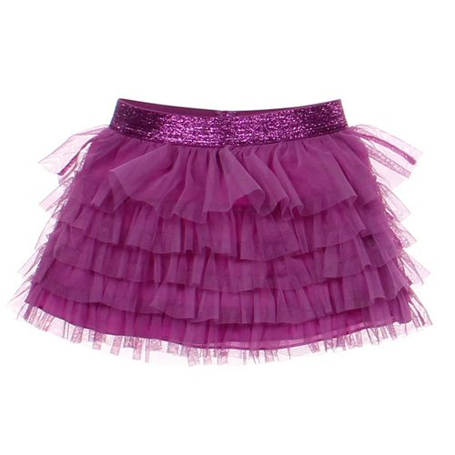 Old Navy Ruffled Skirt in size 12 mo at up to 95% Off - Swap.com