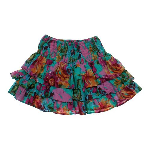 rue21 Ruffled Skirt in size JR 5 at up to 95% Off - Swap.com