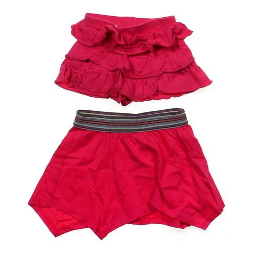 Circo Ruffled Skort & Waist Band Skirt Set in size 4/4T at up to 95% Off - Swap.com