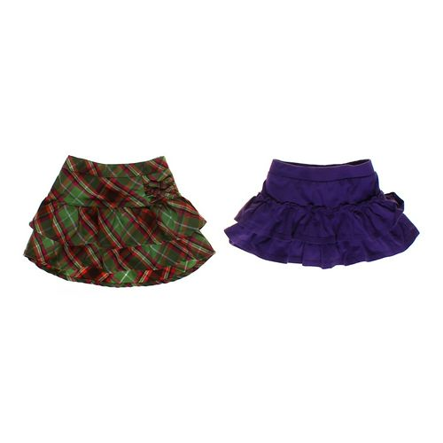 The Children's Place Ruffled Skorts Set in size 24 mo at up to 95% Off - Swap.com