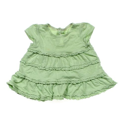 First Impressions Ruffled T-shirt in size 18 mo at up to 95% Off - Swap.com