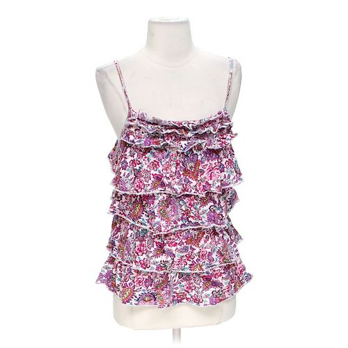 Express Ruffled Tank in size S at up to 95% Off - Swap.com