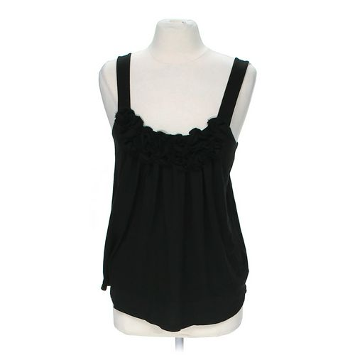 Express Ruffled Tank Top in size M at up to 95% Off - Swap.com