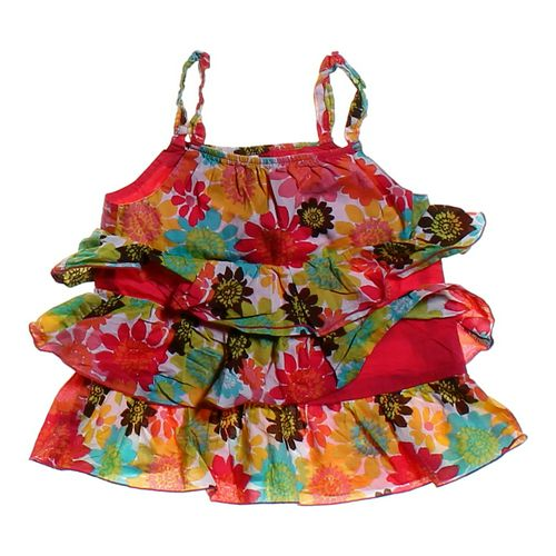 Cherokee Ruffled Tank Top in size 4/4T at up to 95% Off - Swap.com