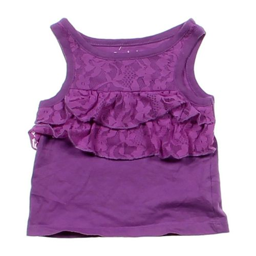 Garanimals Ruffled Tank Top in size NB at up to 95% Off - Swap.com