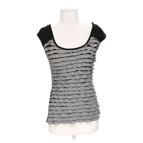 I.N. Studio Ruffled Tank Top in size XS at up to 95% Off - Swap.com