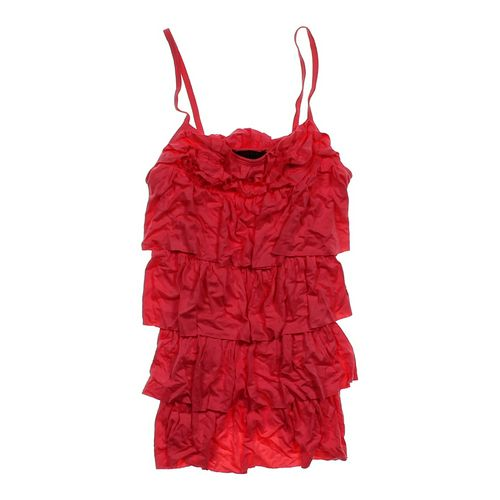 Lipstik Girls Ruffled Tank Top in size JR 3 at up to 95% Off - Swap.com