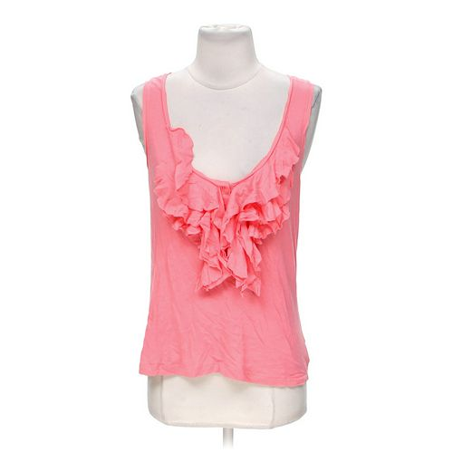 Old Navy Ruffled Tank Top in size S at up to 95% Off - Swap.com