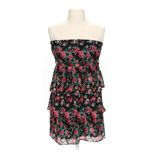Swirl Ruffled Tube Top Dress in size S at up to 95% Off - Swap.com