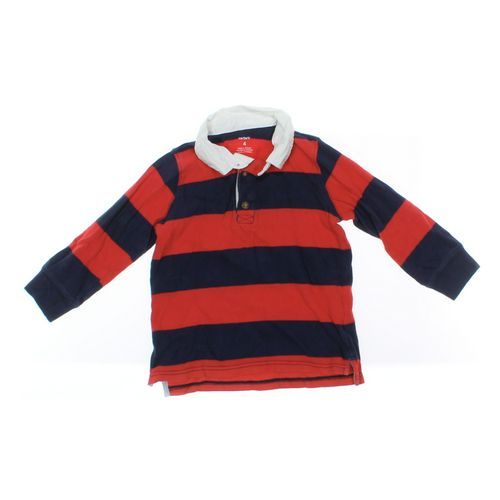 Carter's Rugby Shirt in size 4/4T at up to 95% Off - Swap.com