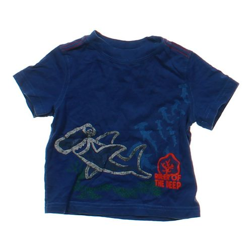 """Genuine Kids from OshKosh """"Ruler Of The Deep"""" T-shirt in size 12 mo at up to 95% Off - Swap.com"""