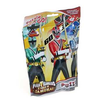 Saban's Power Rangers Super Samurai Puzzle for Sale on Swap.com