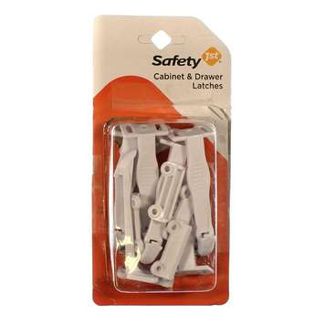 Safety 1st Cabinet And Drawer Latches Carded 7 / Pack for Sale on Swap.com