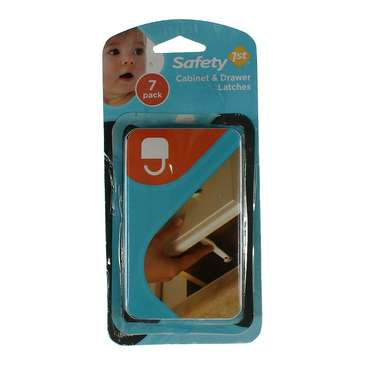 Safety 1st Wide Grip Drawer Latches - 7 Pack for Sale on Swap.com