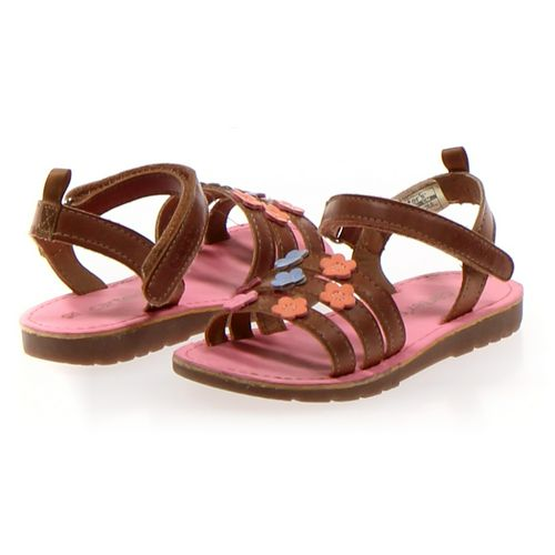 Carter's Sandals in size 10 Toddler at up to 95% Off - Swap.com