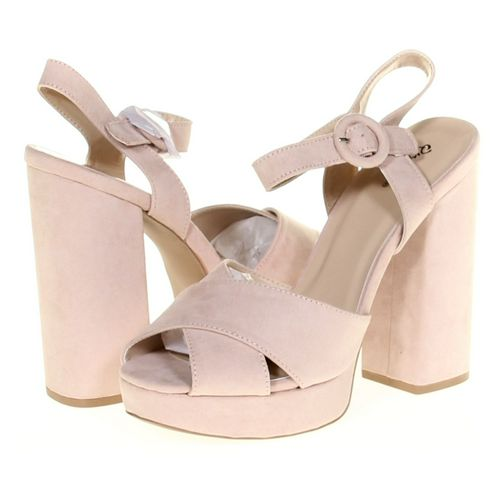 Qupid Sandals in size 10 Women's at up to 95% Off - Swap.com
