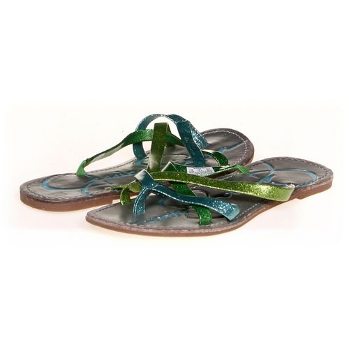 Jessica Simpson Sandals in size 12.5 Youth at up to 95% Off - Swap.com