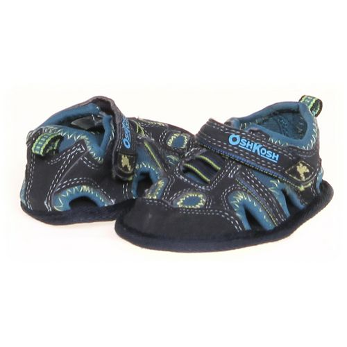 OshKosh B'gosh Sandals in size 2 Infant at up to 95% Off - Swap.com