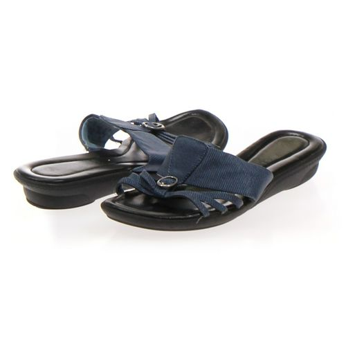 Basic Editions Sandals in size 5 Women's at up to 95% Off - Swap.com