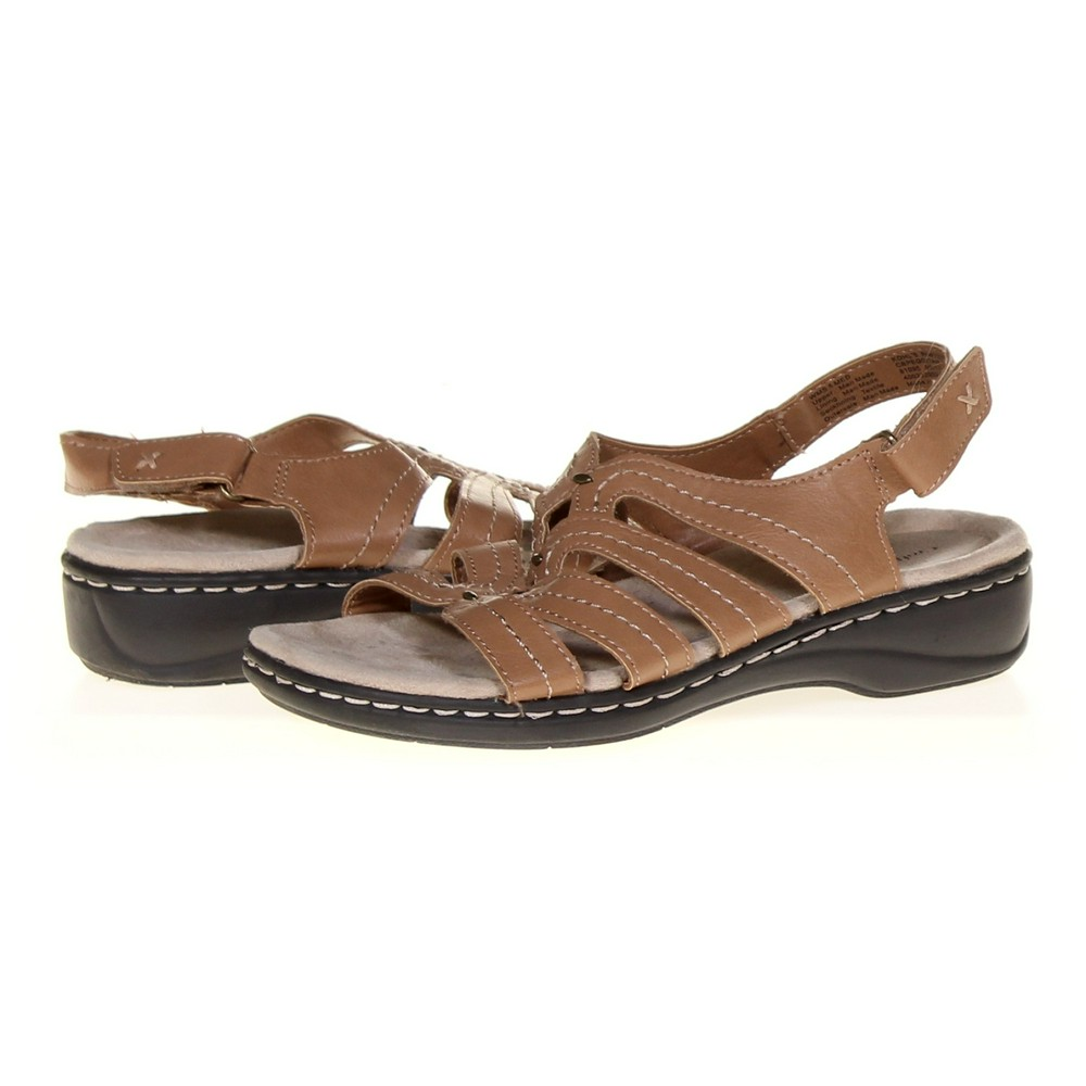 ff9be2fdc Croft   Barrow Sandals in size 5 Women s at up to 95% Off - Swap