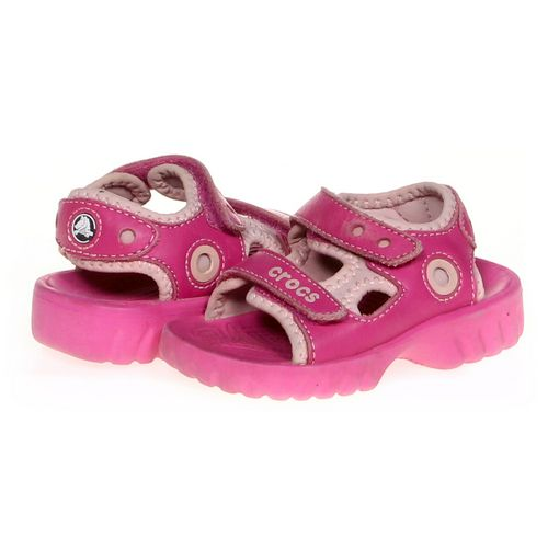 Crocs Sandals in size 6 Toddler at up to 95% Off - Swap.com