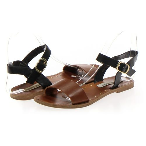 Steve Madden Sandals in size 6 Women's at up to 95% Off - Swap.com