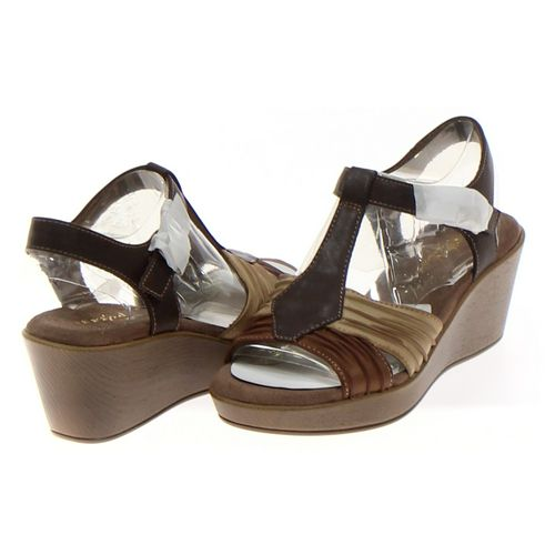Natural Soul Sandals in size 6.5 Women's at up to 95% Off - Swap.com