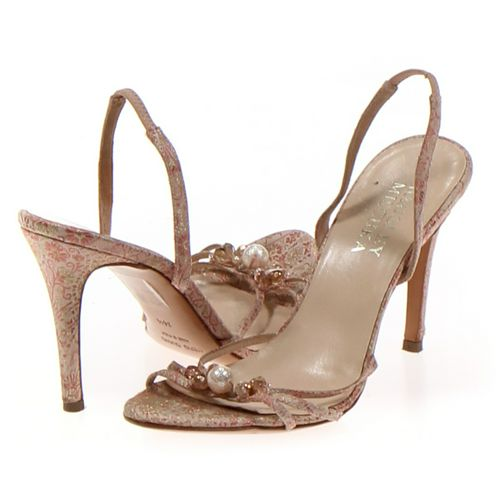 Badgley Mischka Sandals in size 6.5 Women's at up to 95% Off - Swap.com