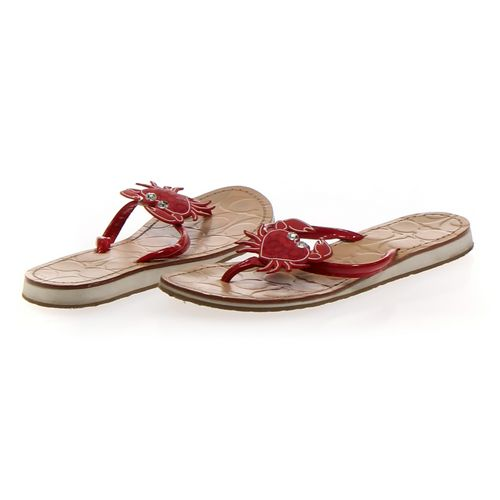 Coach Sandals in size 6.5 Women's at up to 95% Off - Swap.com