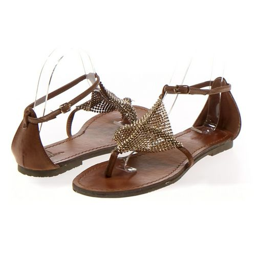 Xhilaration Sandals in size 6.5 Women's at up to 95% Off - Swap.com
