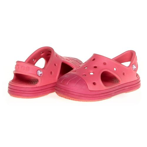 Crocs Sandals in size 7 Toddler at up to 95% Off - Swap.com