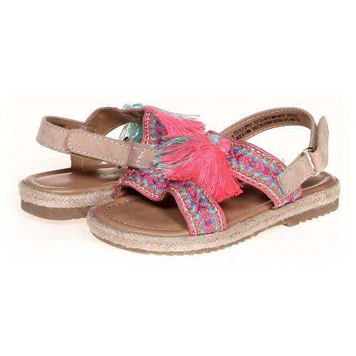 Cat & Jack Sandals in size 7 Toddler at up to 95% Off - Swap.com