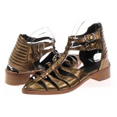Eugene Riconneaus Sandals in size 7 Women's at up to 95% Off - Swap.com