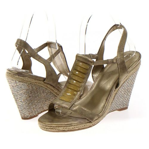 Anne Klein Sandals in size 7 Women's at up to 95% Off - Swap.com