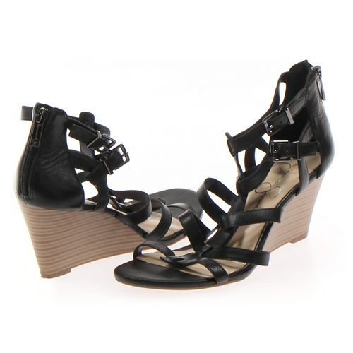 Jessica Simpson Sandals in size 7 Women's at up to 95% Off - Swap.com