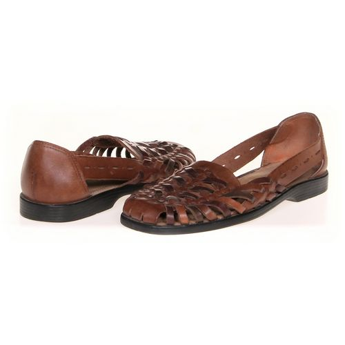 Basic Editions Sandals in size 7 Women's at up to 95% Off - Swap.com