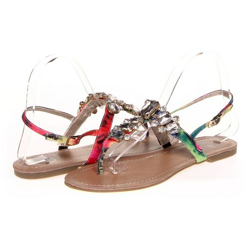 GUESS Sandals in size 7 Women's at up to 95% Off - Swap.com
