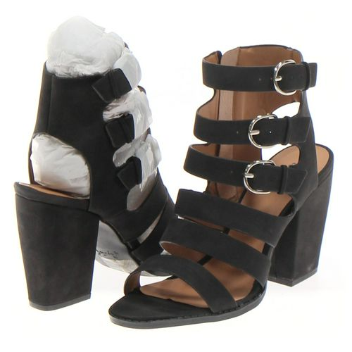 Qupid Sandals in size 7.5 Women's at up to 95% Off - Swap.com