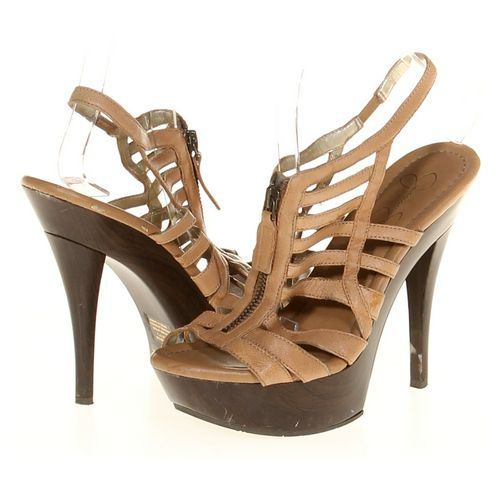 Jessica Simpson Sandals in size 7.5 Women's at up to 95% Off - Swap.com