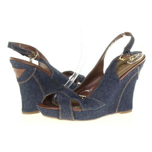 GUESS Sandals in size 7.5 Women's at up to 95% Off - Swap.com