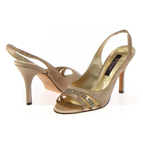 Nina Sandals in size 7.5 Women's at up to 95% Off - Swap.com