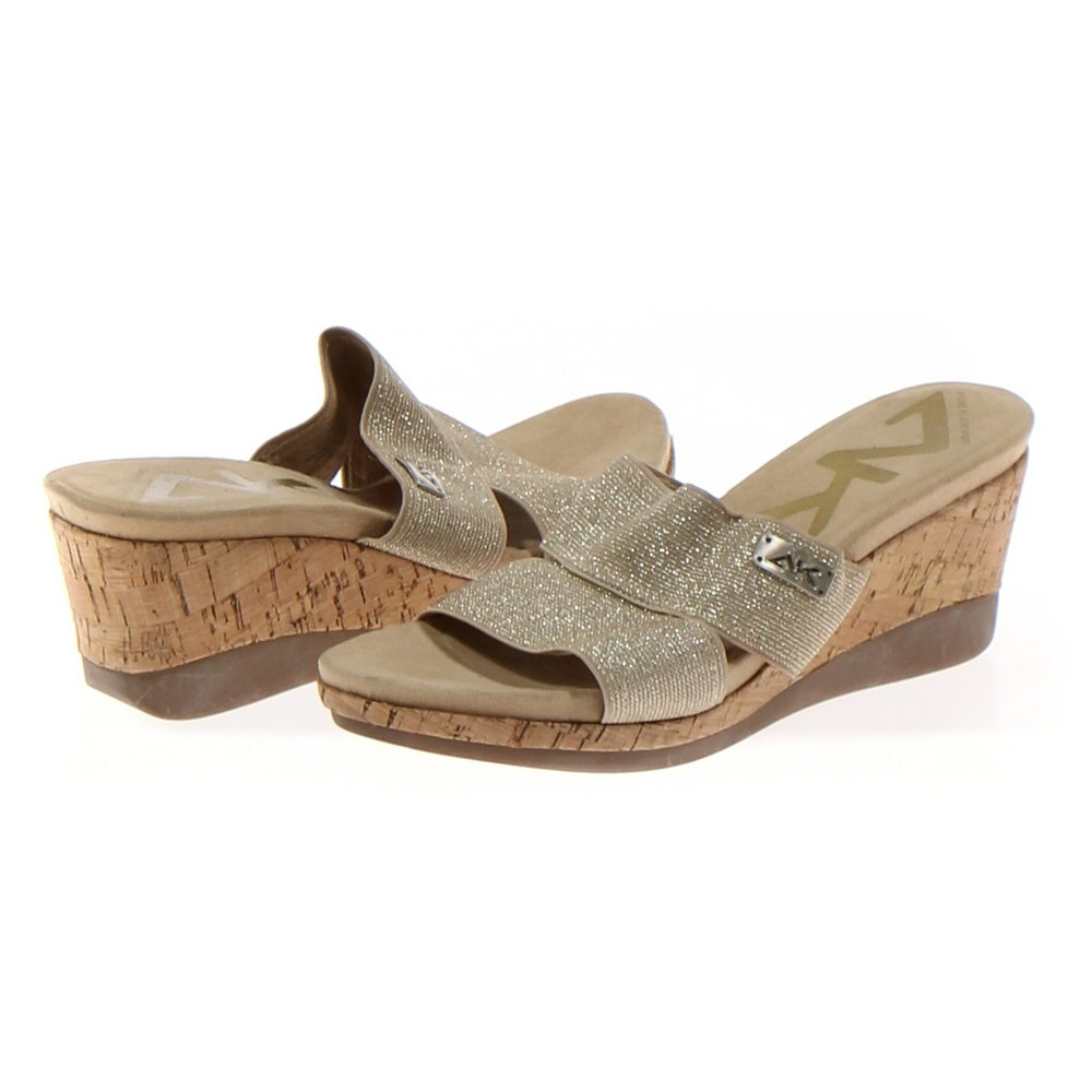 cd3746ab1de Anne Klein Sandals in size 7.5 Women s at up to 95% Off - Swap.
