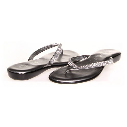 9e950f949336 ... grey italian shoemakers sandals in size 7 5 women s at up to 95 off ...