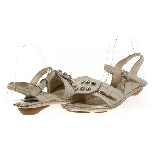 Lundi Bleu Sandals in size 8 Women's at up to 95% Off - Swap.com