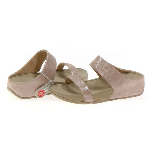 29ce8beb40ad Gold Fitflop Sandals in size 8 Women s at up to 95% Off - Swap.com