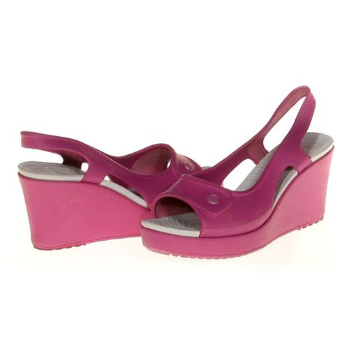 Crocs Sandals in size 8 Women's at up to 95% Off - Swap.com