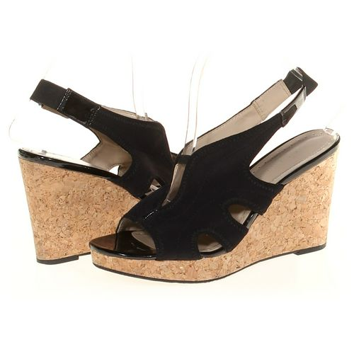 Adrienne Vittadini Sandals in size 8.5 Women's at up to 95% Off - Swap.com