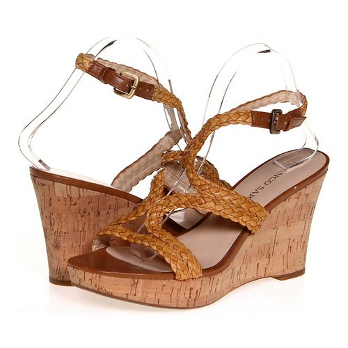 Franco Sarto Sandals in size 8.5 Women's at up to 95% Off - Swap.com