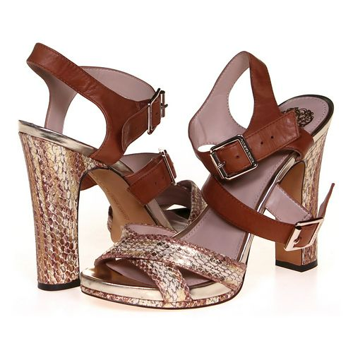 Vince Camuto Sandals in size 8.5 Women's at up to 95% Off - Swap.com